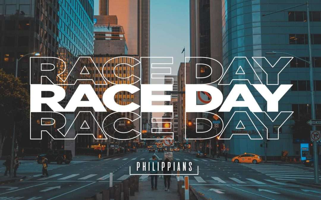 Race Day, Part 1 – Winning The Race by Losing