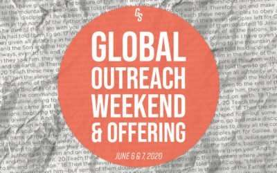 Global Outreach Weekend 2020
