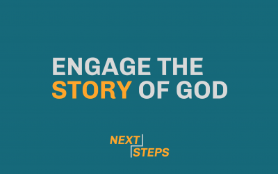 Engage the Story of God