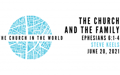 The Church in the World, Part 7: The Church and the Family